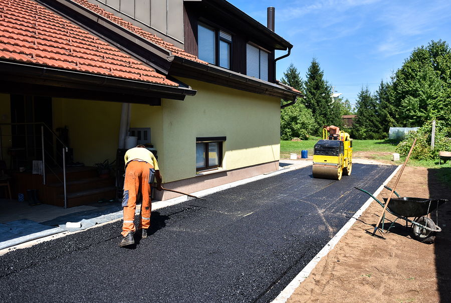 Palm Beach Gardens Asphalt Paving